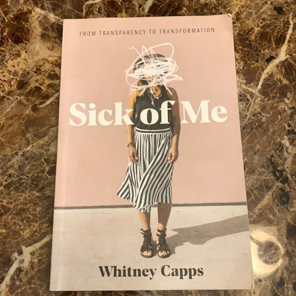 Sick of Me by Whitney Capps book